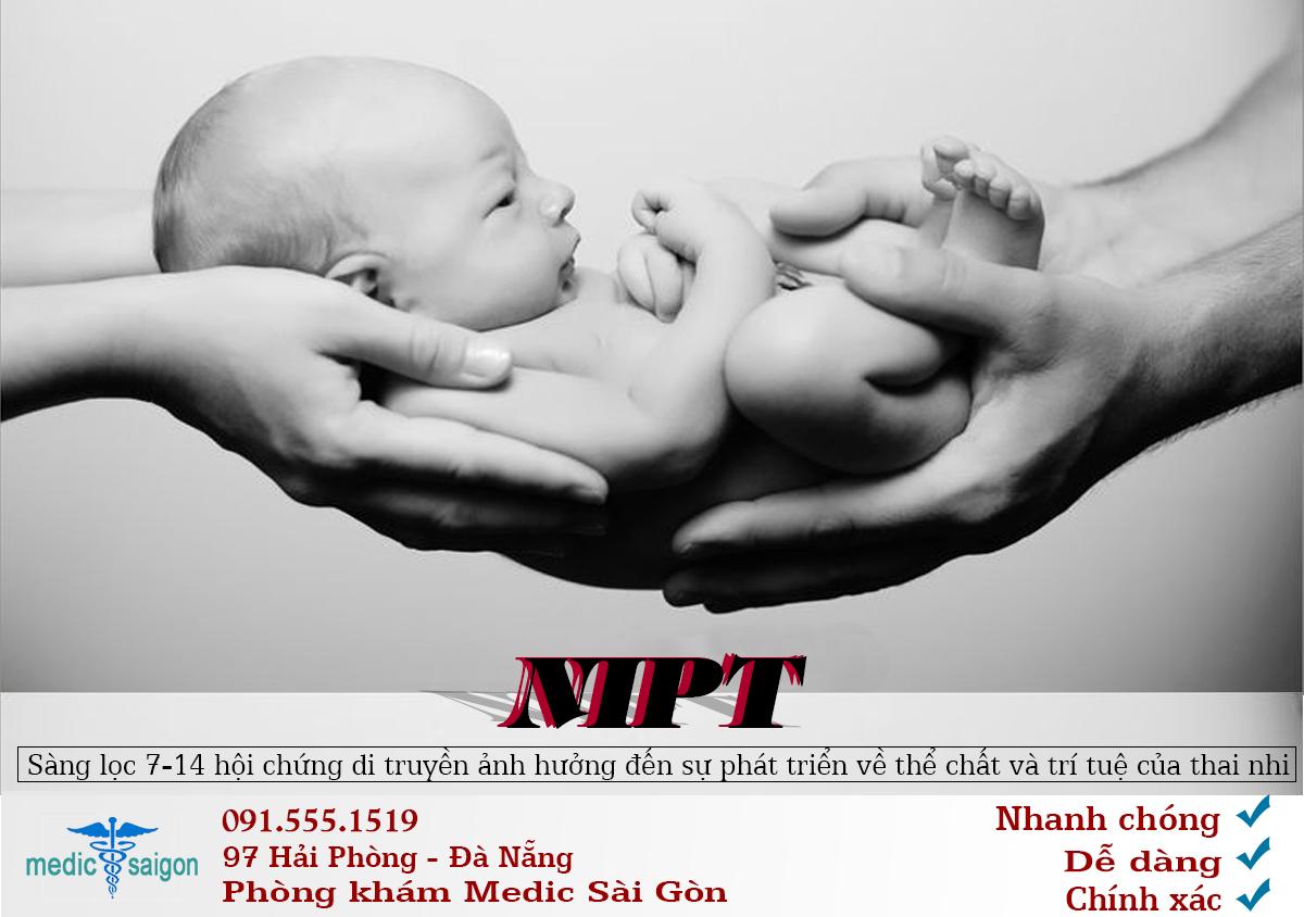 Sàng lọc trước sinh NIPT