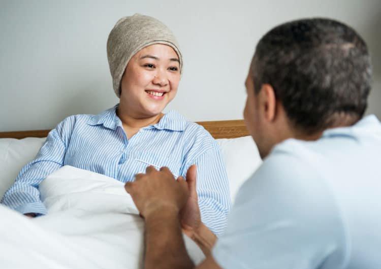 tâm lý vui vẻ của bệnh nhân