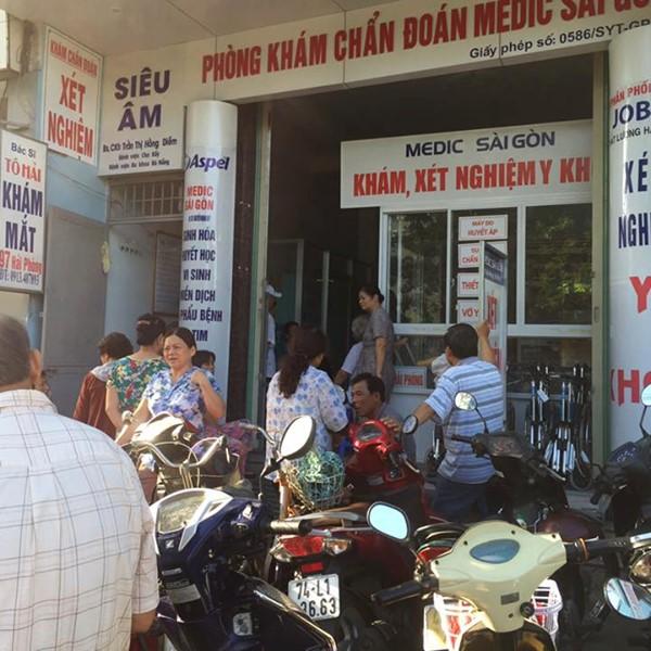 Phòng khám medic Sài Gòn