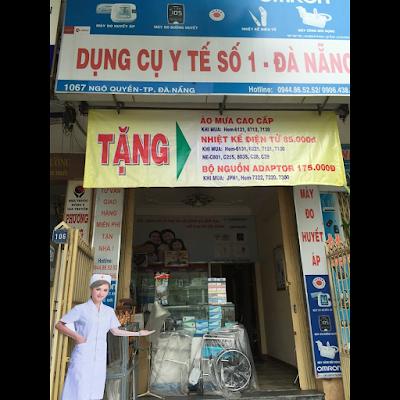 cửa hàng dụng cụ y tế số 1 đà nẵng