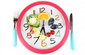 Ăn đúng bữa, ngủ đúng giờ